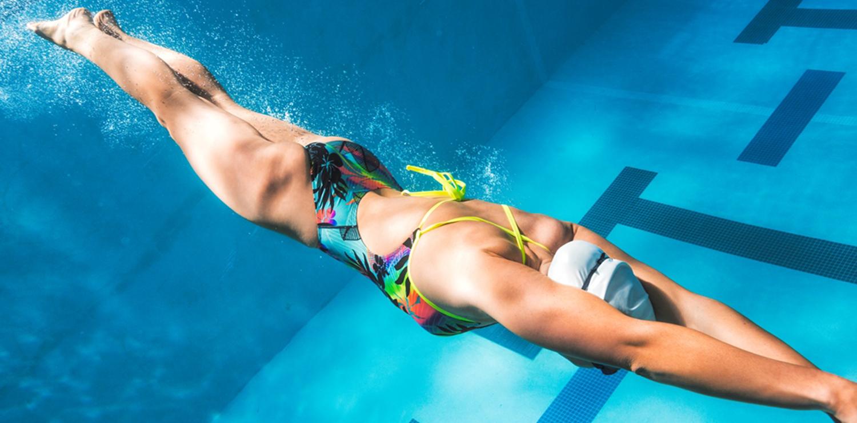 как плавать чтобы похудеть видео