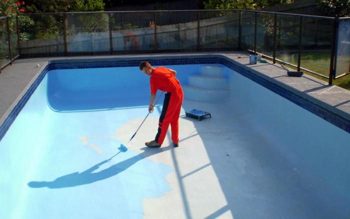 Гидроизоляция для бассейнов название мастика.видео