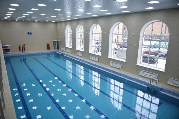 бассейн пединститута чебоксары