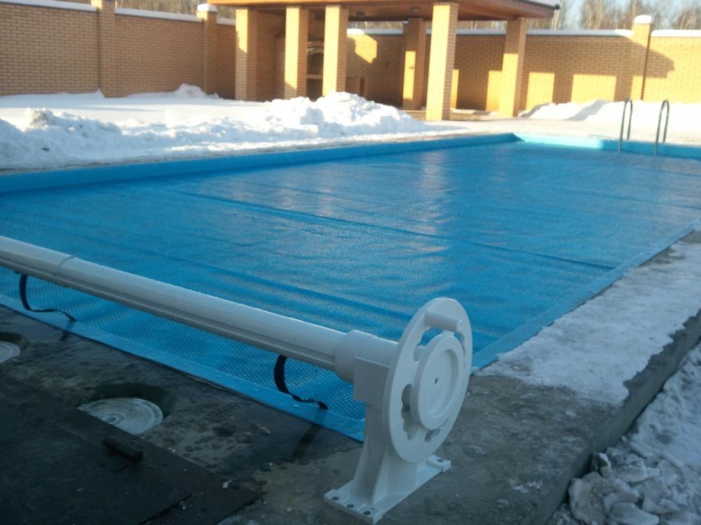 Пузырьковое покрывало для бассейна