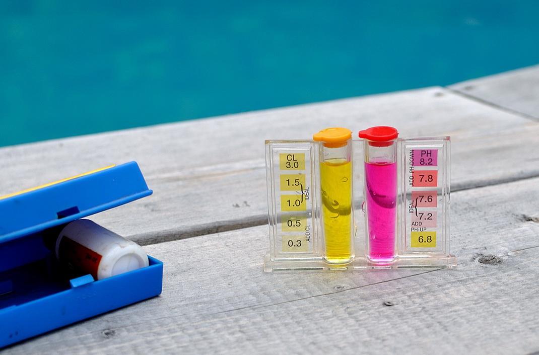 Аллергия на воду в бассейне