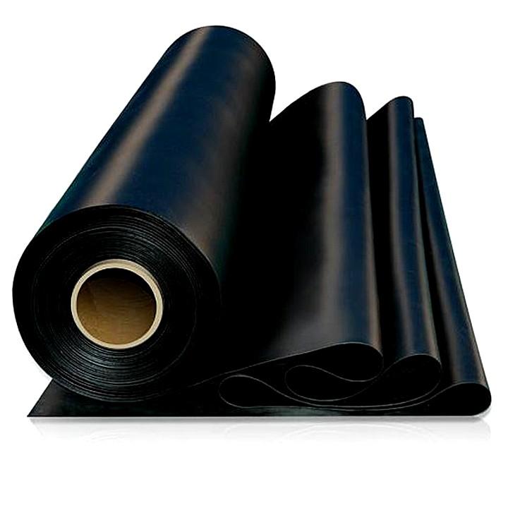 Черная пленка для бассейна на дачу