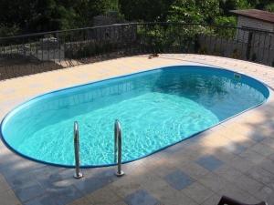 Как узнать объем бассейна