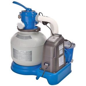 Песочный фильтр-насос