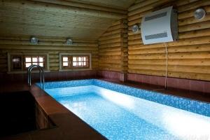 Осушитель для бани и бассейна