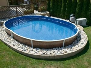 Подогреваемый бассейн