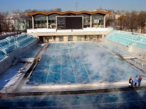 Открытый бассейн Чайка