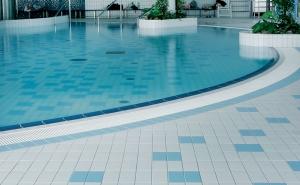 Плитка в бассейне