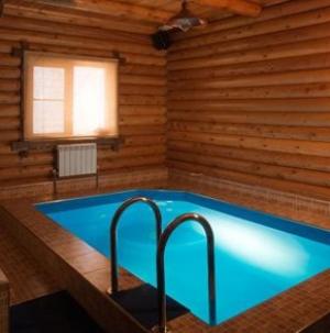 Строительство бассейна в бане своими руками