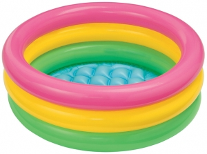 Детский надувной бассейн