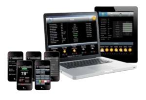 Дистанционное управление бассейном с мобильных устройств