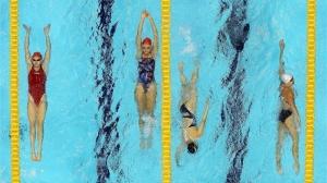 Олимпийское плавание