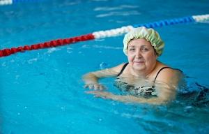 Бассейн для пенсионеров