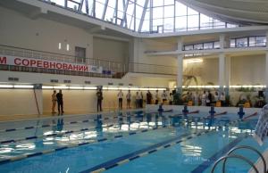 Бассейн Санкт-Петербургского государственного университета