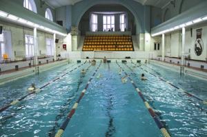 Бассейн учебно-спортивной базы «Юность»