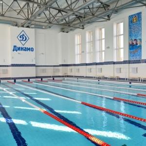 Бассейн «Динамо» в Новосибирске