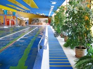 Водноспортивный комплекс санатория «Юность»