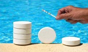 Таблетки для бассейна чтобы не цвела вода инструкция