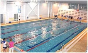 Справка в бассейн 200 руб Чехов