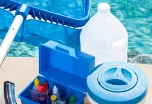 Набор для механической и химической чистки бассейна