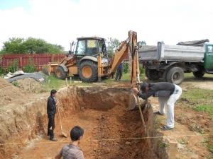 Как выкопать котлован