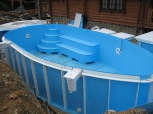 Ванна бассейна