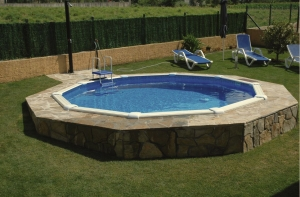 Встроенный бассейн
