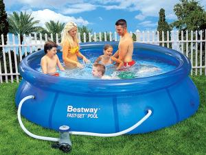 инструкция по установке надувного бассейна Bestway - фото 5