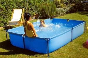 Сборно-разборный бассейн