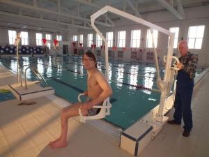Приспособления для подъема инвалидов